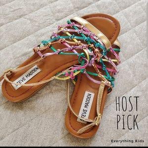 HP-Steve Madden girls sandals